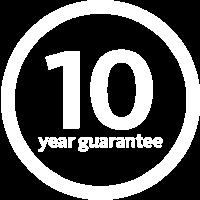 10 year kitchen guarantee