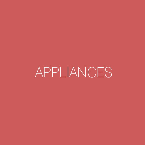 appliances range