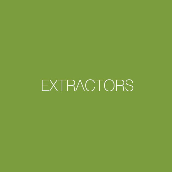 our range of extractors