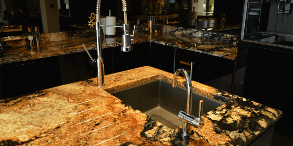 etches kitchen project tap