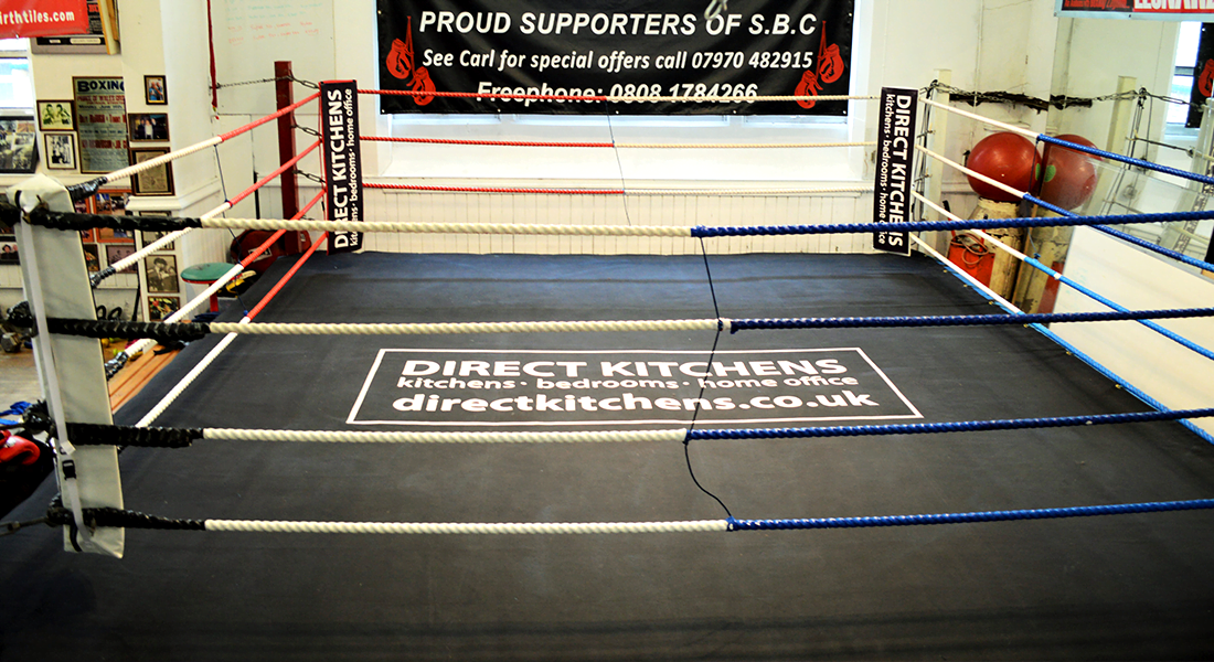 The boxing centre owned by sports legend Glyn Rhodes MBE welcomes more than 200 amateur and professional boxers through its doors every week including two ... & Direct Kitchens sets up Sheffield bout! | Direct Kitchens