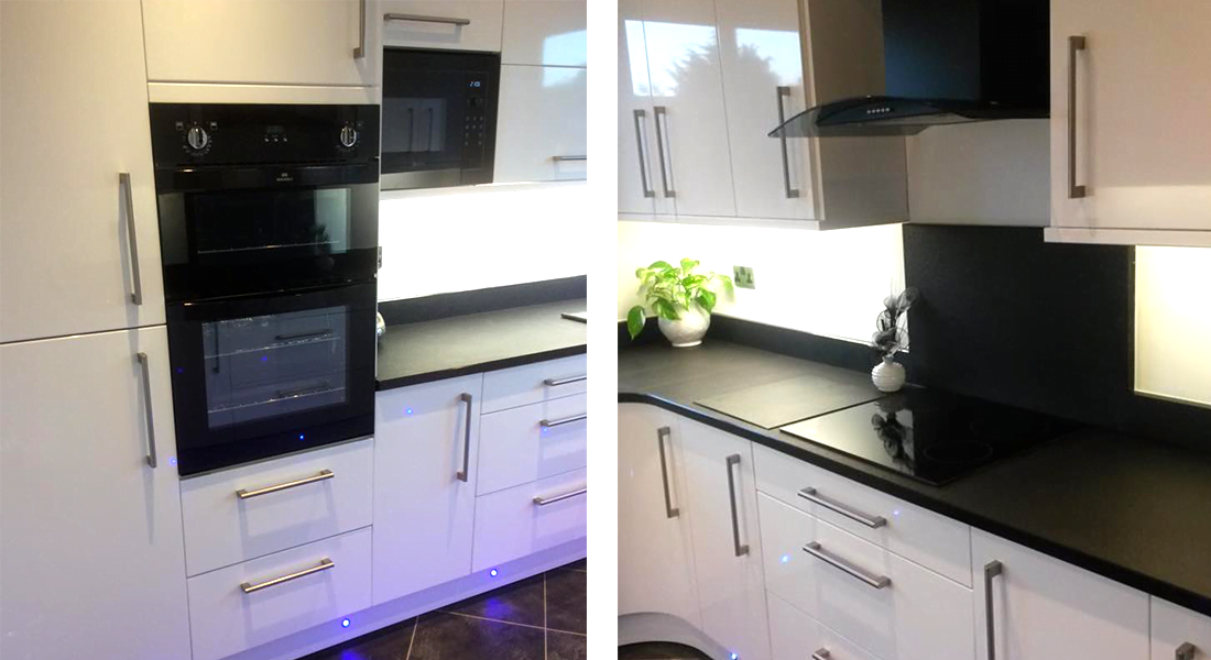 Direct kitchens projects mrs hobson mr hurst - Designer kitchens direct sheffield ...
