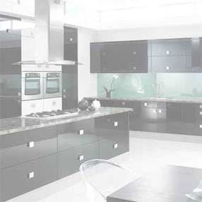 designer fitted kitchen