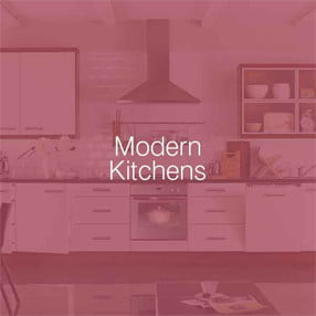 fitted modern kitchens