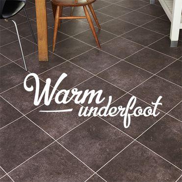 warm flooring
