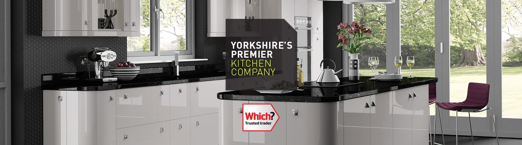 yorkshires premier kitchen company home banner