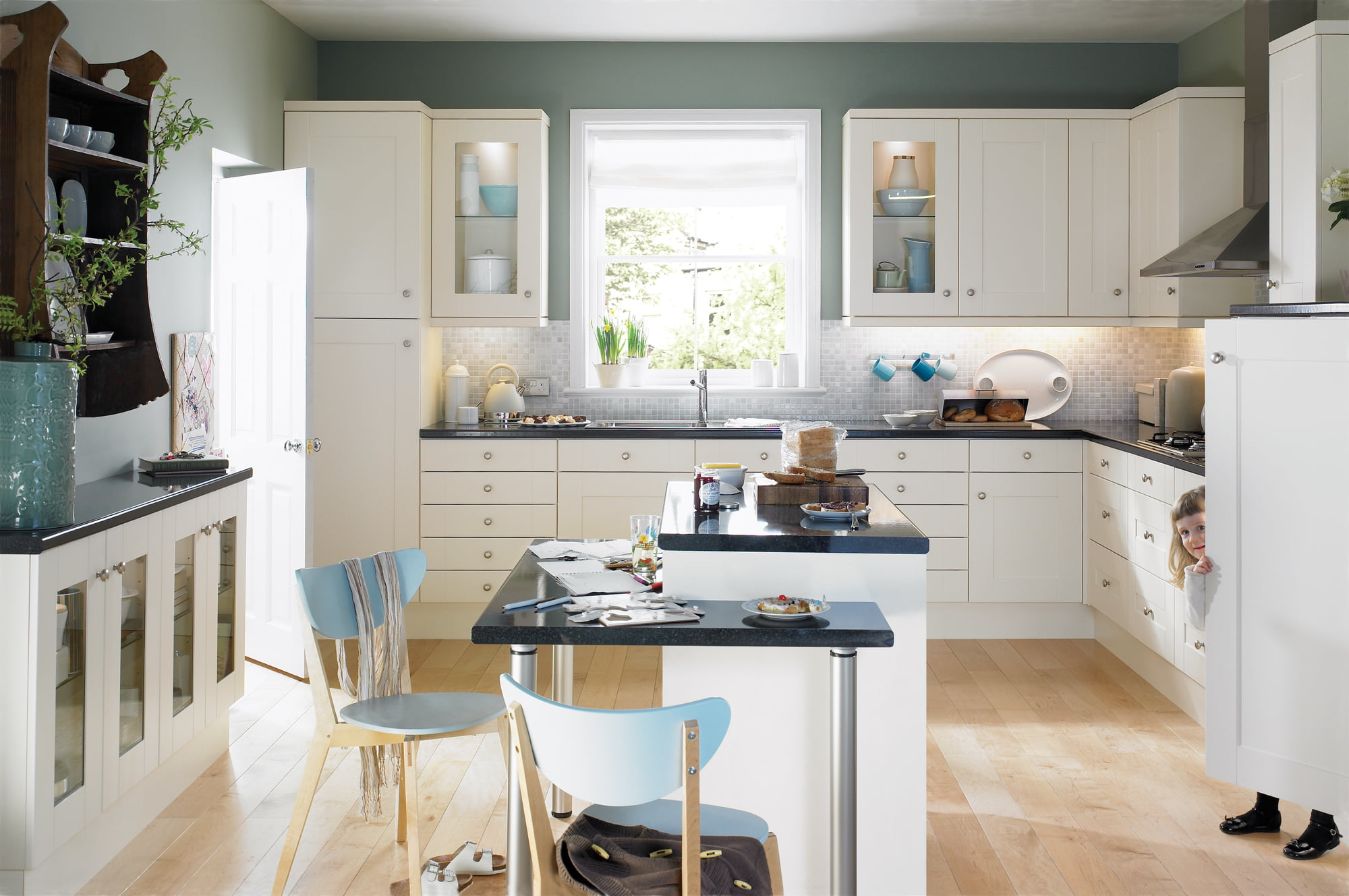 flaxley oyster traditional kitchen