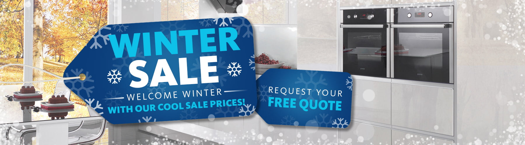 Direct Kitchens Winter Sale