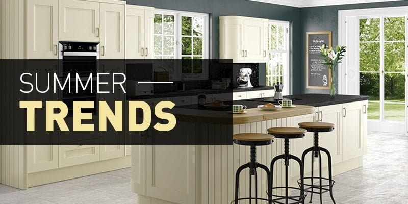 Direct Kitchens Summer Trends blog post