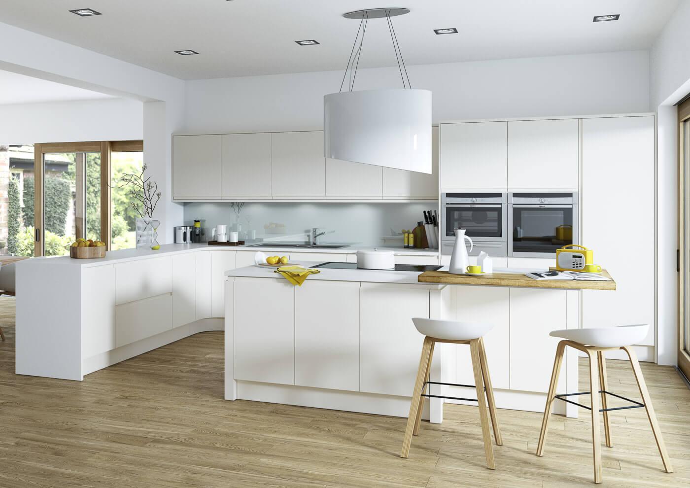 aconbury porcelain contemporary kitchen
