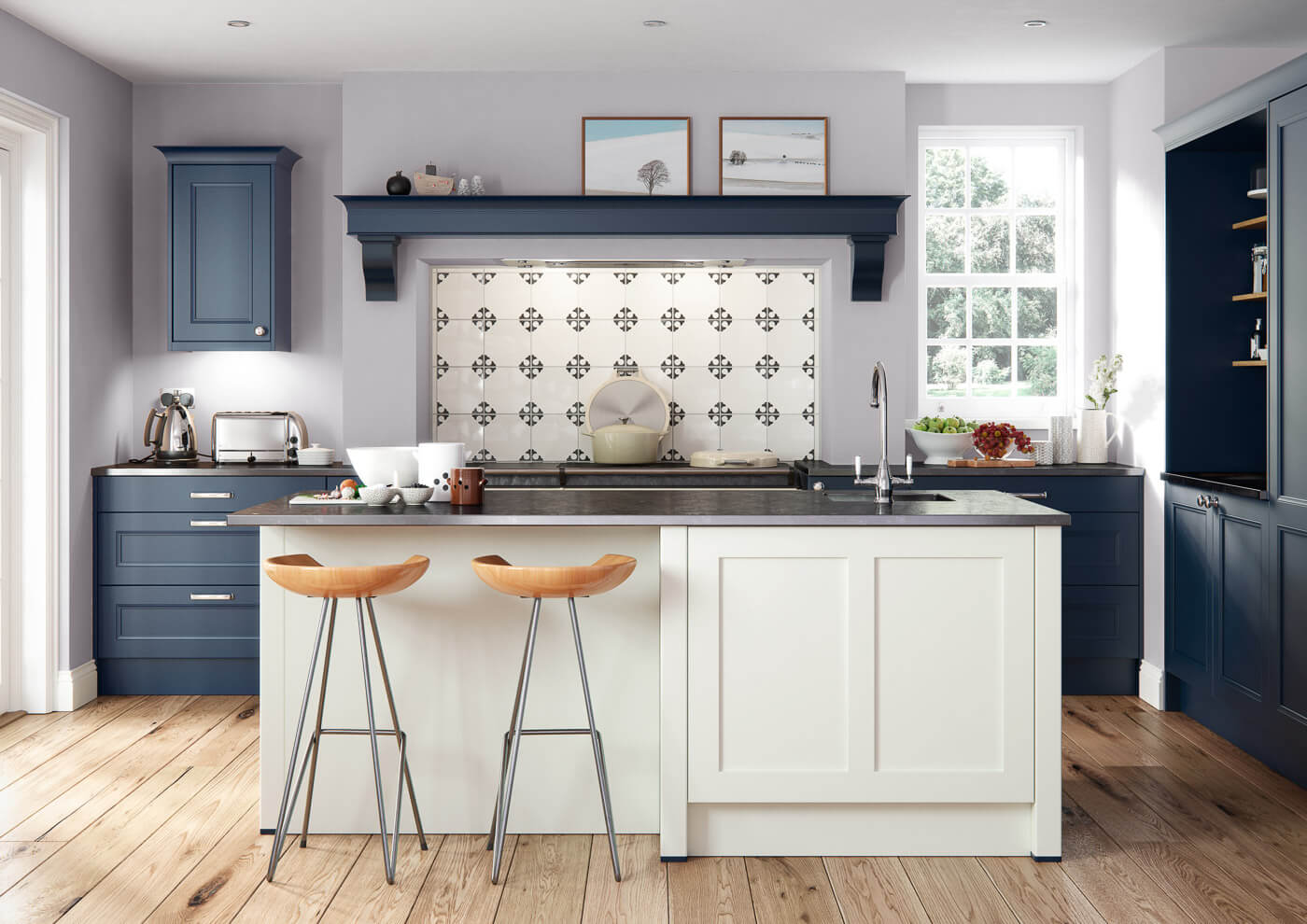 Traditional kitchens in sheffield get a free quote - Designer kitchens direct sheffield ...