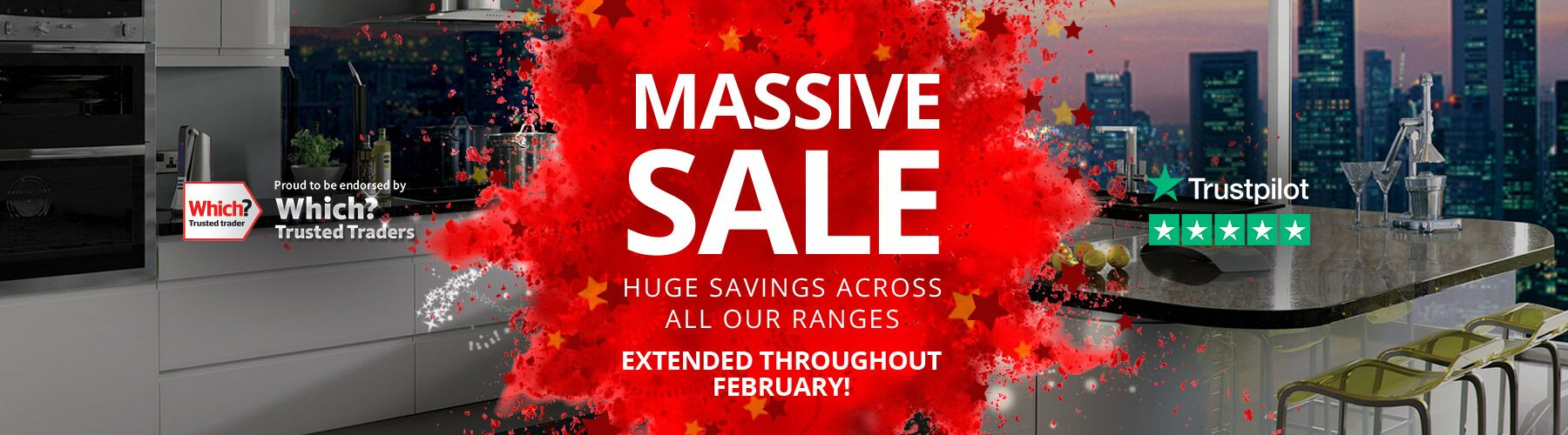 Extended February Sale